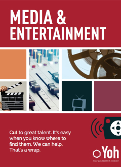 Media & Entertainment Talent