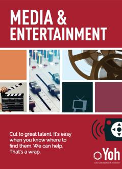 Media & Entertainment Talent