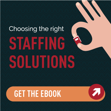 Choosing the Right Staffing Solution eBook Download