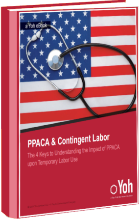 The Four Keys to Understanding the Impact of ACA on Temporary Labor