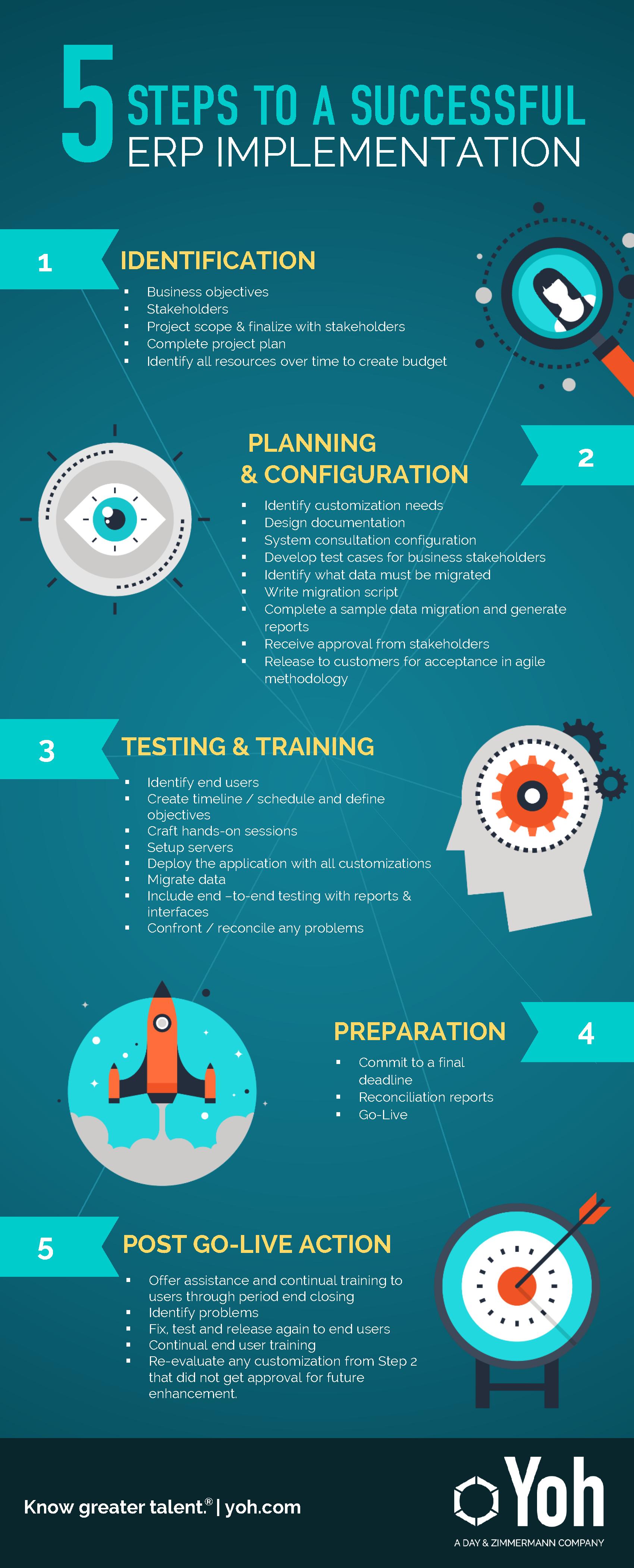 ERP Infographic