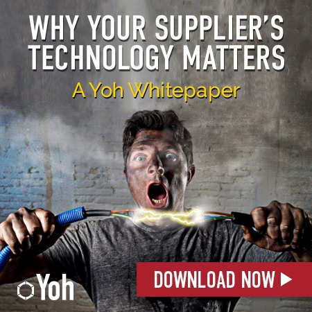 Why Your Supplier's Technology Matters
