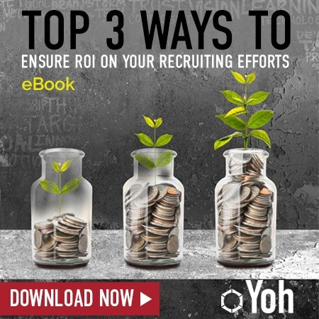 Top 3 Ways to Ensure Recruiting ROI eBook