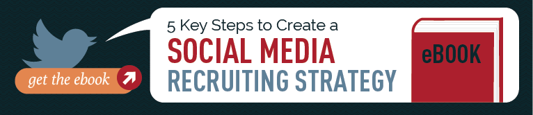 5 Key Steps to Create a Social Media Recruiting Strategy