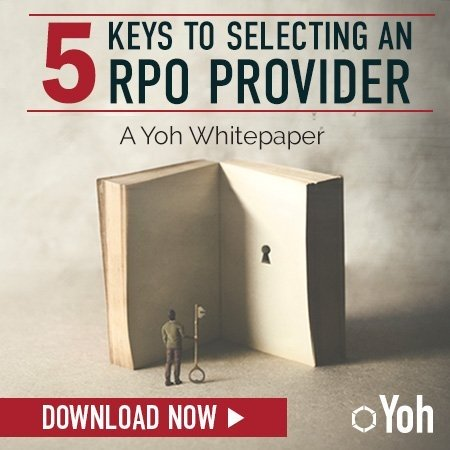 5 Keys to Selecting an RPO Provider