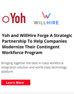 Video Podcast: Yoh & WillHire Direct Sourcing Partnership